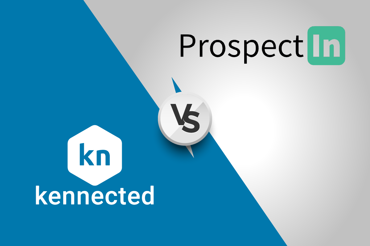 ProspectIn vs. Kennected | Was ist das beste LinkedIn-Automatisierungstool?