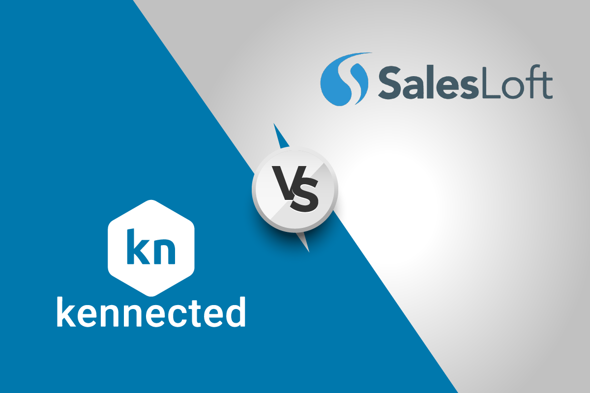 SalesLoft Prospector対Kennected|LinkedInの覇権をかけた戦い