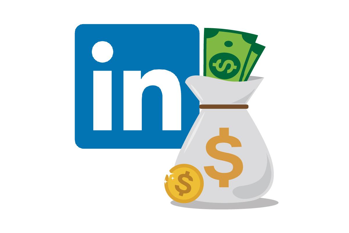 Wie viel kostet LinkedIn?