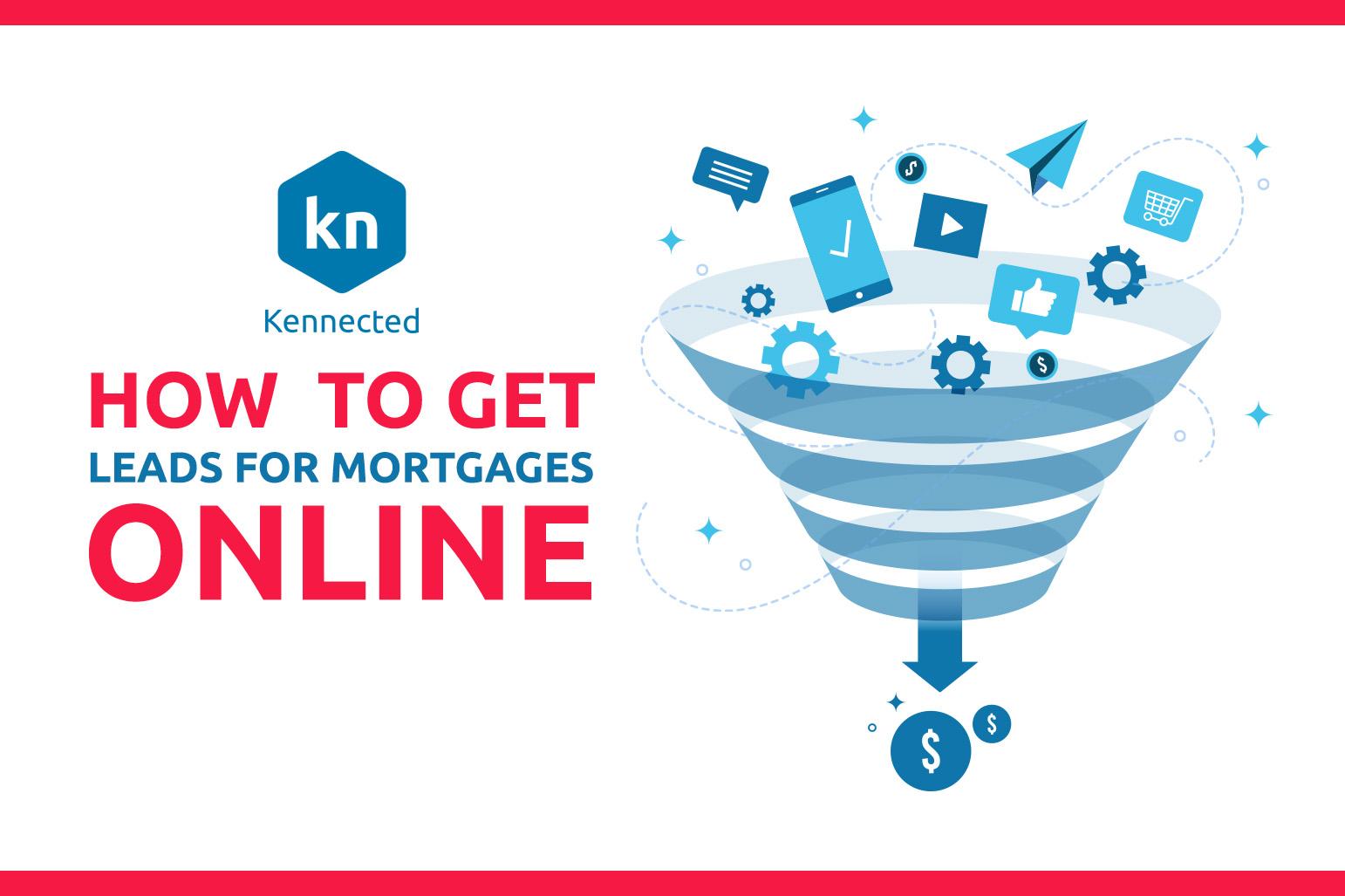 Comment obtenir des pistes pour des prêts hypothécaires en ligne