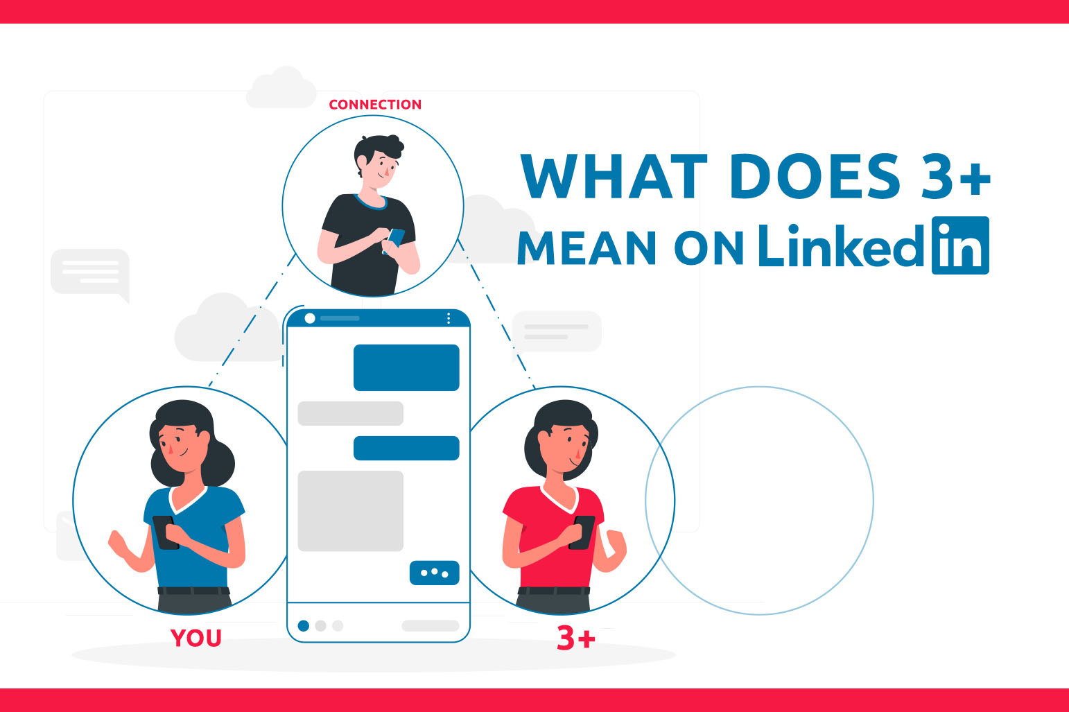 What Does 3+ Mean On LinkedIn?