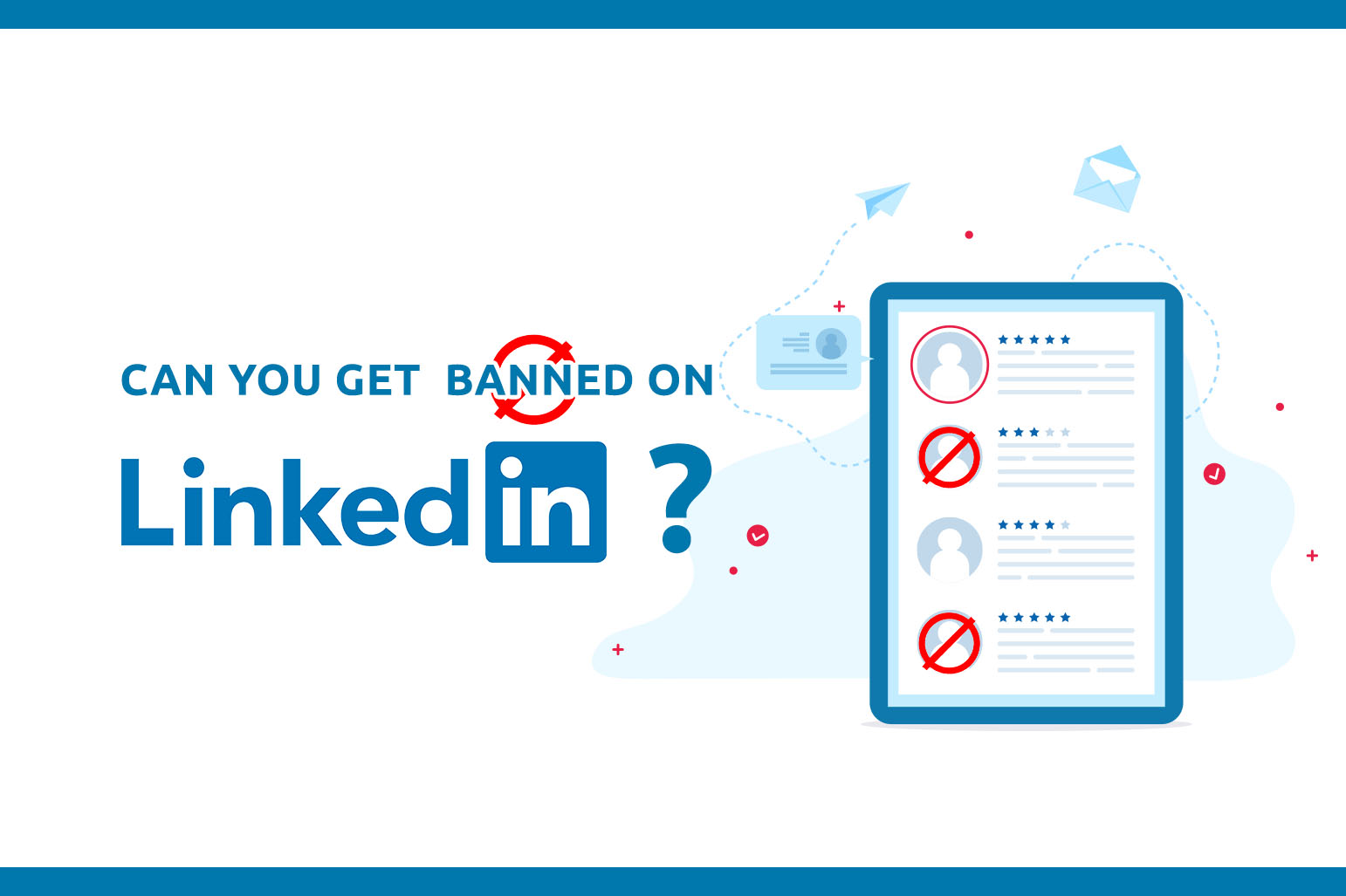 你会在LinkedIn上被禁言吗?