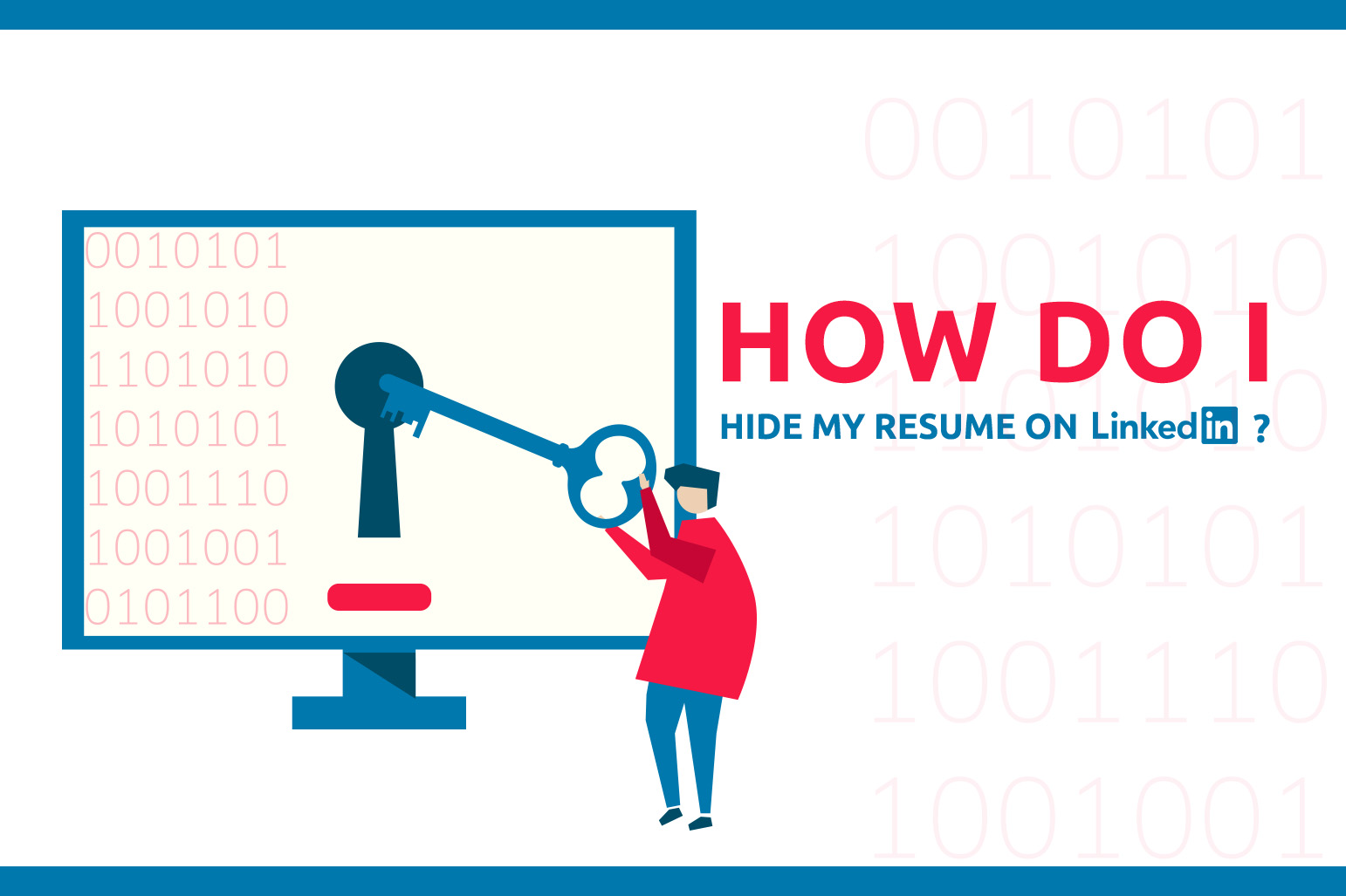 How Do I Hide My Resume On LinkedIn?