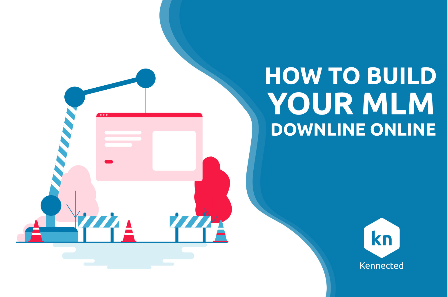 How To Build Your MLM Downline Online