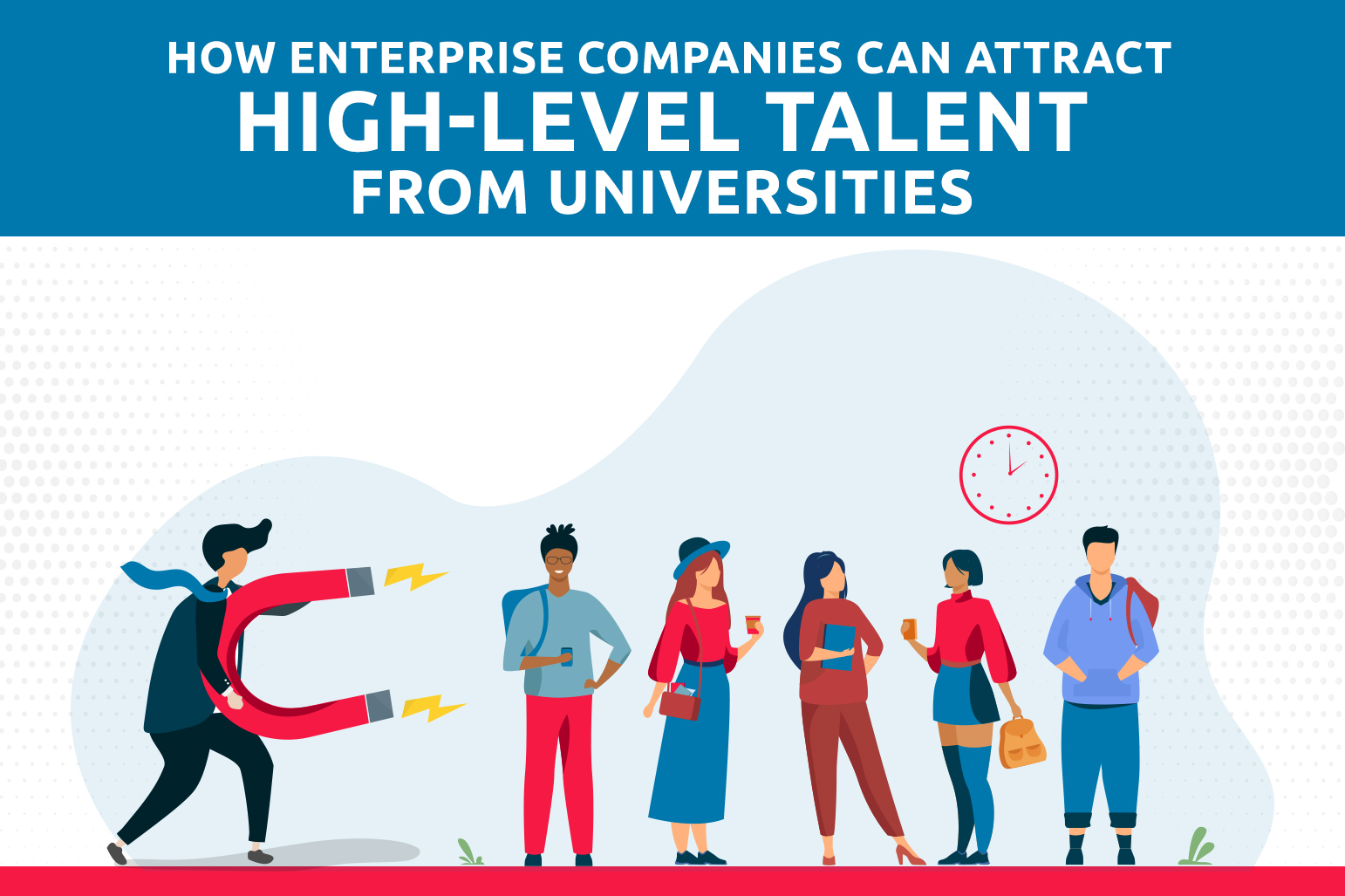 How Enterprise Companies Can Attract High Level Talent From Universities
