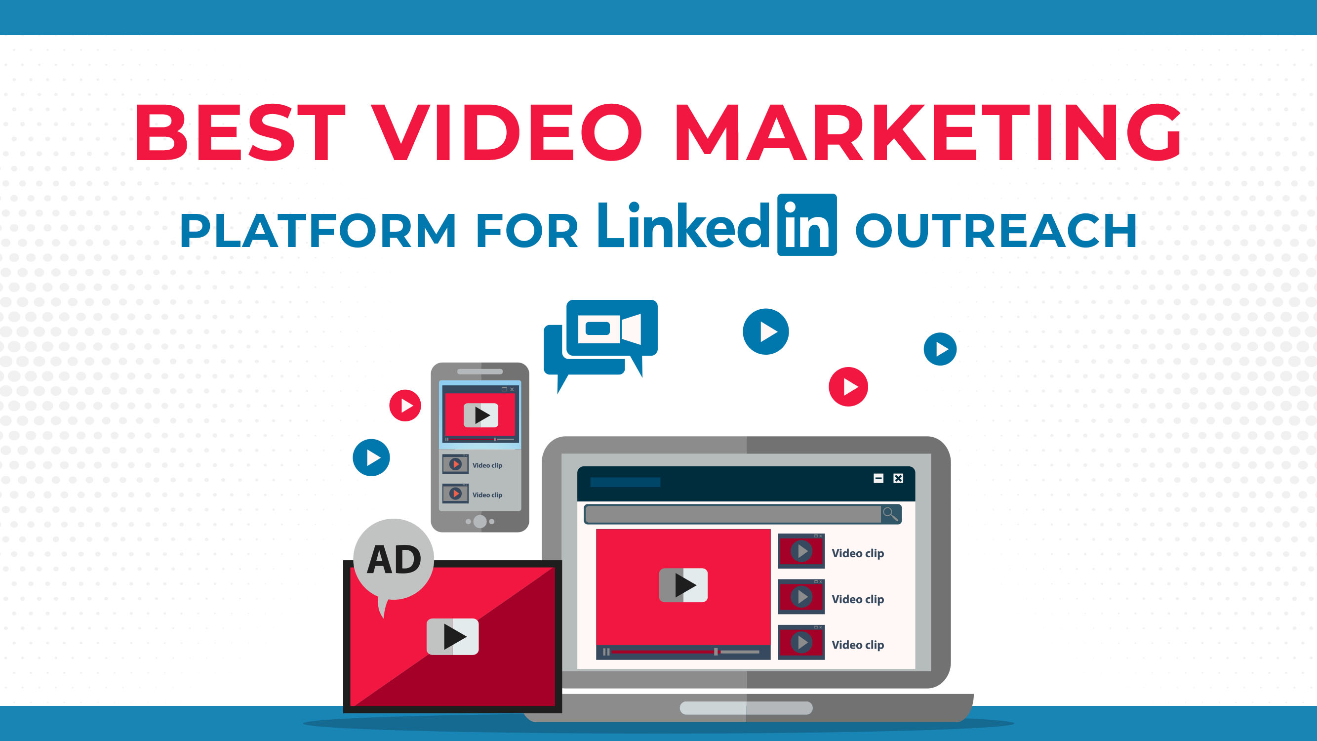 Beste Video-Marketing-Plattform für LinkedIn Outreach