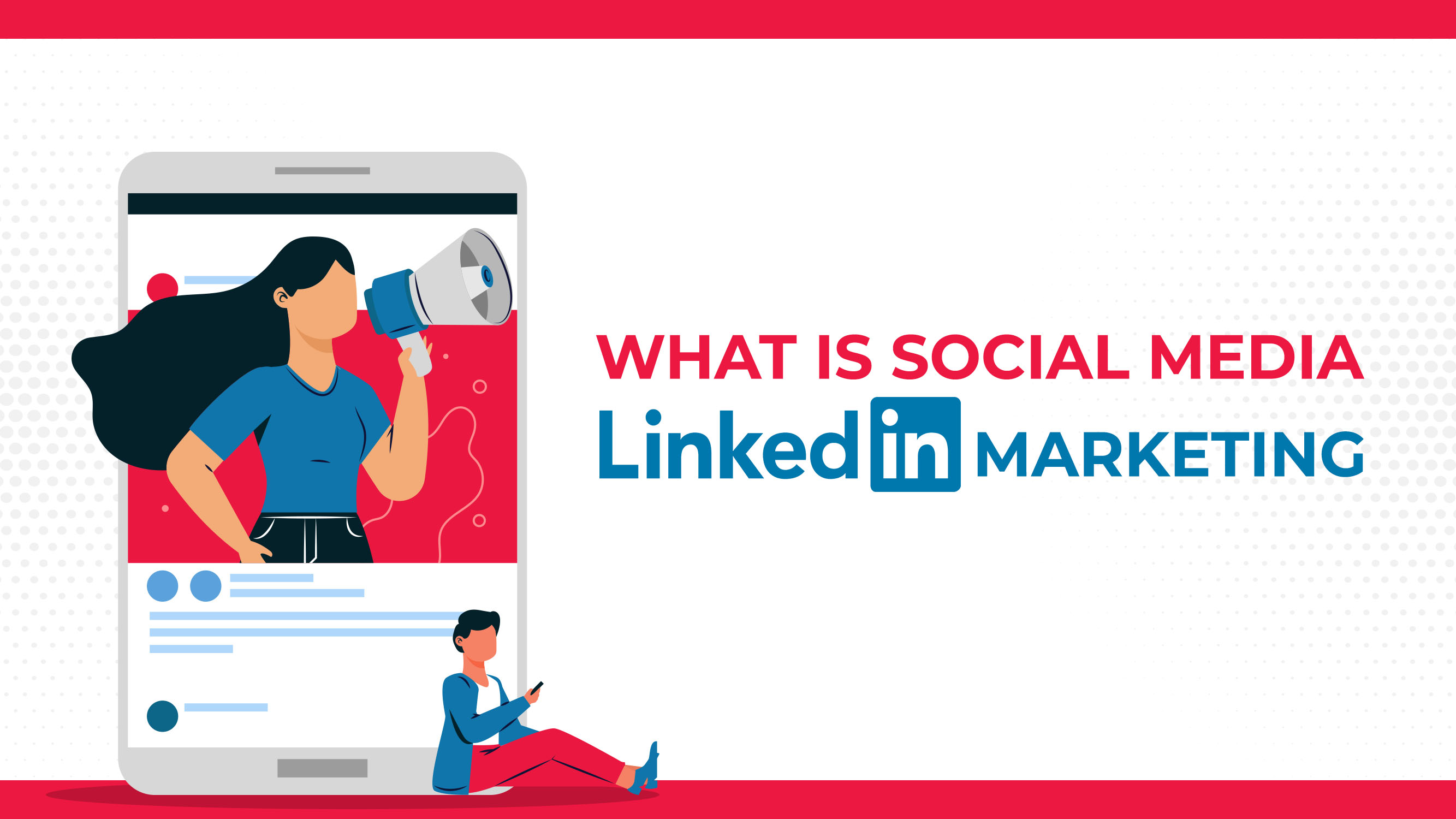 O que é Marketing LinkedIn de Mídia Social?
