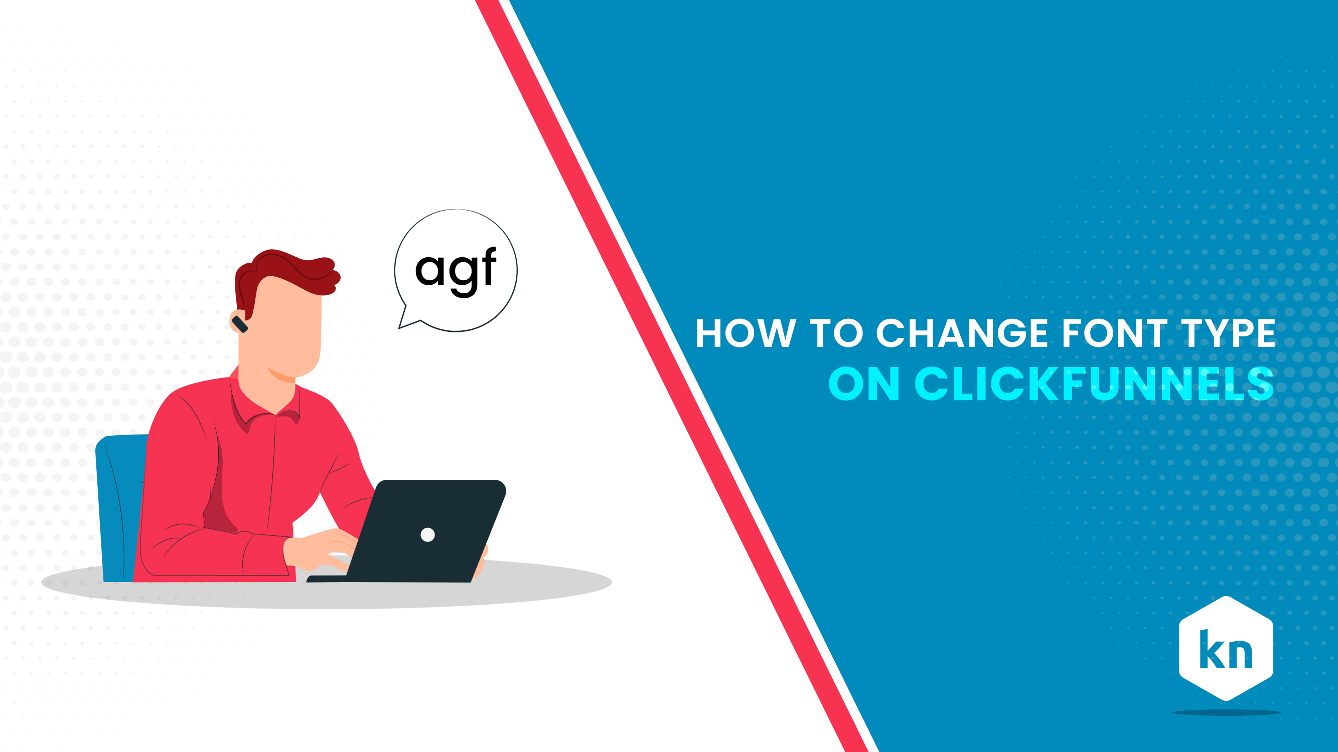 How To Change Font Type On ClickFunnels