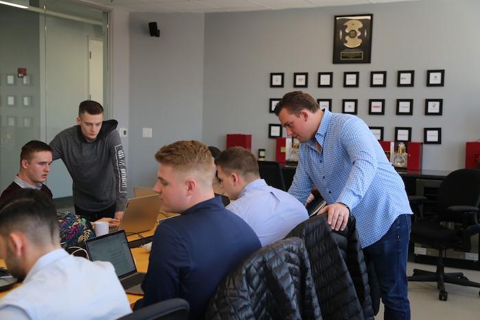 kennected sales team