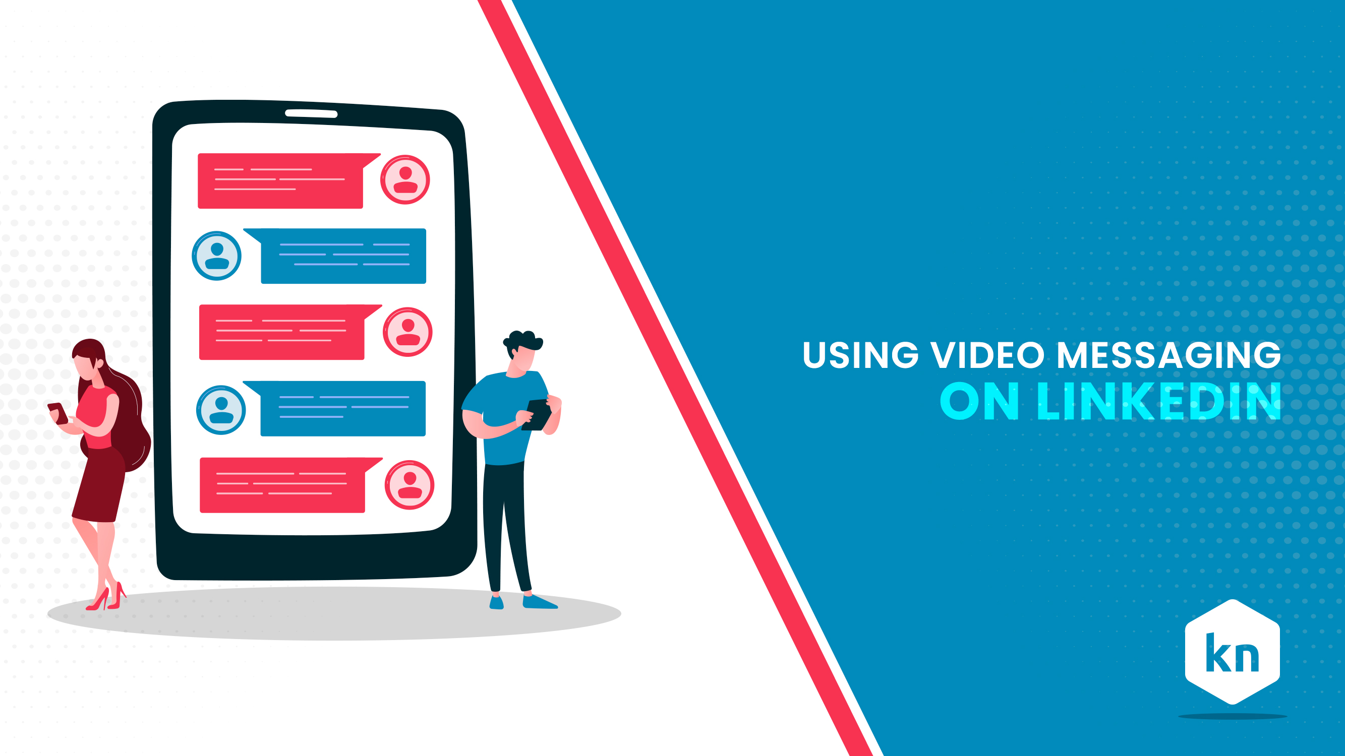 Using Video Messaging On LinkedIn